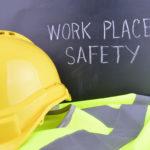 Blackboard and protective workwear